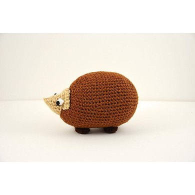 Hedgehog Crochet Pattern, Hedgehog Amigurumi