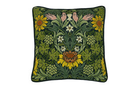 Bothy Threads William Morris Sunflowers Tapestry Kit - 35.5 x 35.5cm