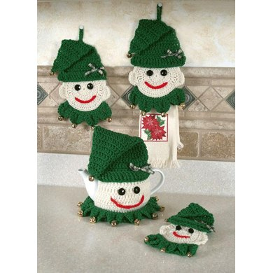 0705 North Pole Elf Kitchen Set