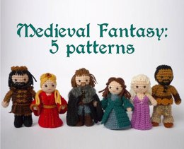 Medieval Fantasy combo pack 1