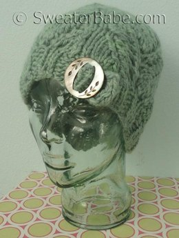 #140 Vintage Charmer One-Ball Hat