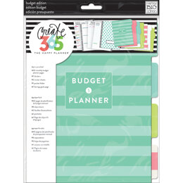 Me & My Big Ideas Happy Planner Medium Undated Planner Extension Pages - Budget