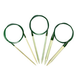 "Lykke Bamboo Grove Fixed Circular Needles 100cm (40"")"