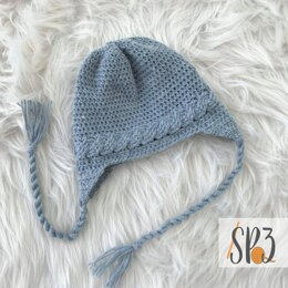 Cable Twist Hat