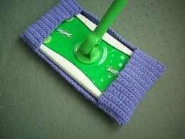 Scrubby Bobbles (Swiffer Cover)