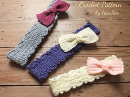 Bow Peep Headbands