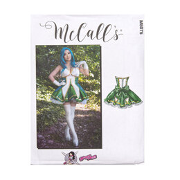 McCall's Misses' Costume M8075 - Sewing Pattern