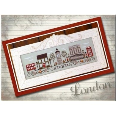 Country Cottage Afternoon In London - CCN99 -  Leaflet