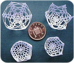 1:12th scale Stiffened bowls/baskets