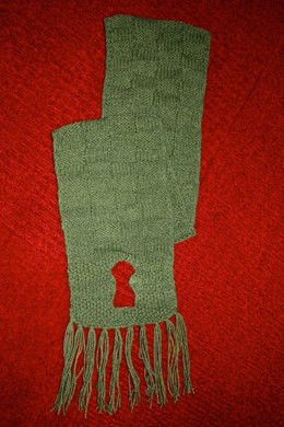 Benet's Magic Thief Lockpick Scarf