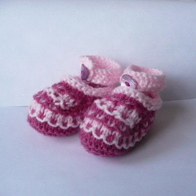 Lovely Loopy Baby Shoes