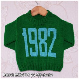 Intarsia - 1982 - Chart Only