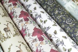 """Craft Consortium Double-Sided Paper Pad 6""""X6"""" 40/Pkg - Winter Woodland"""