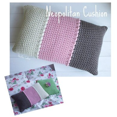 Neopolitan Cushion Cover