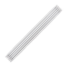 Addi Aluminum Double Point Needles 15cm