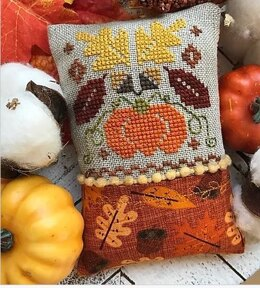 Luhu Stitches Little Fall Fling - October - Downloadable PDF