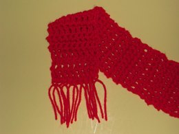 Beginner's Scarf Pattern for Instructors C-175