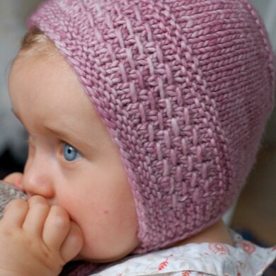 Entrechat Bonnet (for worsted weight)