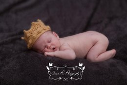 Princess (or Little Prince) Crown