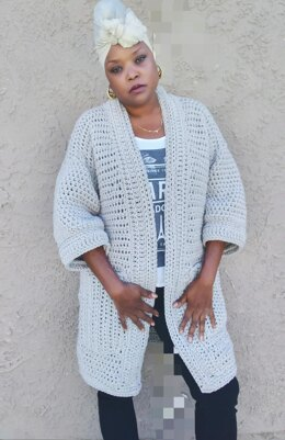 The Perfect Storm Cardigan
