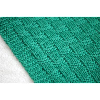 Bexley Knit Blanket - Super Chunky Knitting pattern by ...