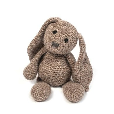 Toft Emma The Bunny Toy - Stone