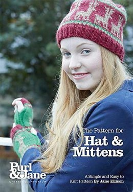 Christmas Hat & Mittens