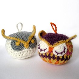 Rupert The Owl Amigurumi Pattern