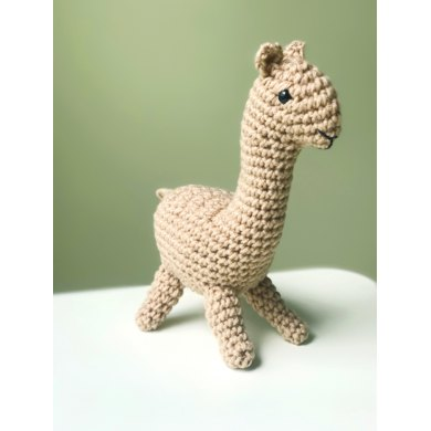 Free Amigurumi Llama Toy Softies Crochet Patterns | 390x390