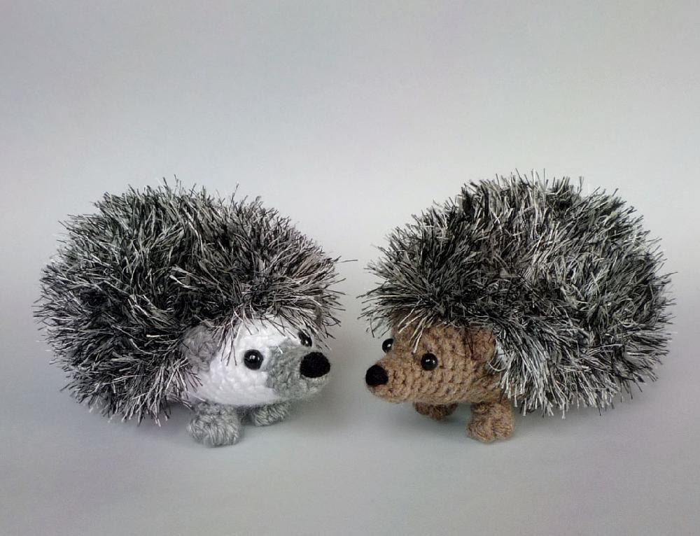 Hedgehog Combo Pack Crochet Patterns Lovecrochet