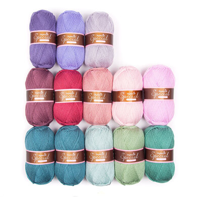 Stylecraft Special DK 13 Ball Colour Pack - My Country Garden by Jo Smith