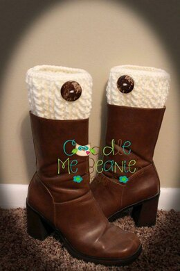 Baby It's Cold Outside Boot Cuffs