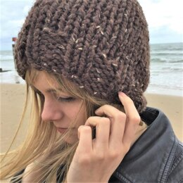 Toasty slouchy hat toddler to adult