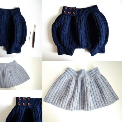 The Parva Skirt & Shorts 2 in 1