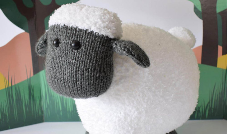 Brenda the Sheep by Amanda Berry