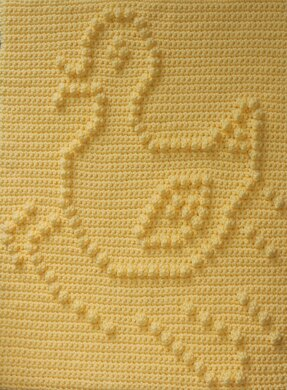 L'il Ducky Baby Blanket
