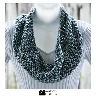 Chainmail Cowl (add-on for Concertina Cowl)