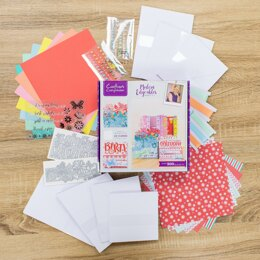Crafter's Companion Craft Box Kit - Modern Edge'ables