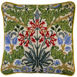 Bothy Threads William Morris Hyacinth Tapestry Kit - 35.5 x 35.5 cm