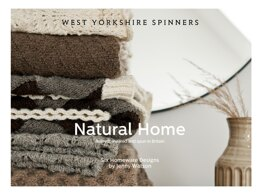 West Yorkshire Spinners Natural Home by Jenny Watson
