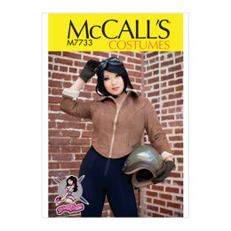 McCall's Misses' Costume M7733 - Sewing Pattern