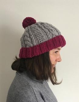 Mulberry in the Round Hat
