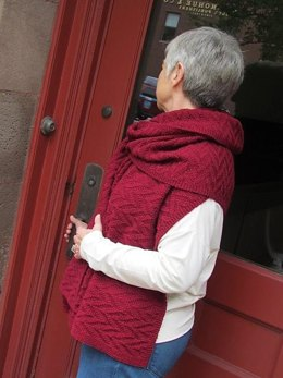 Bristol Ginormous Reversible Scarf Wrap