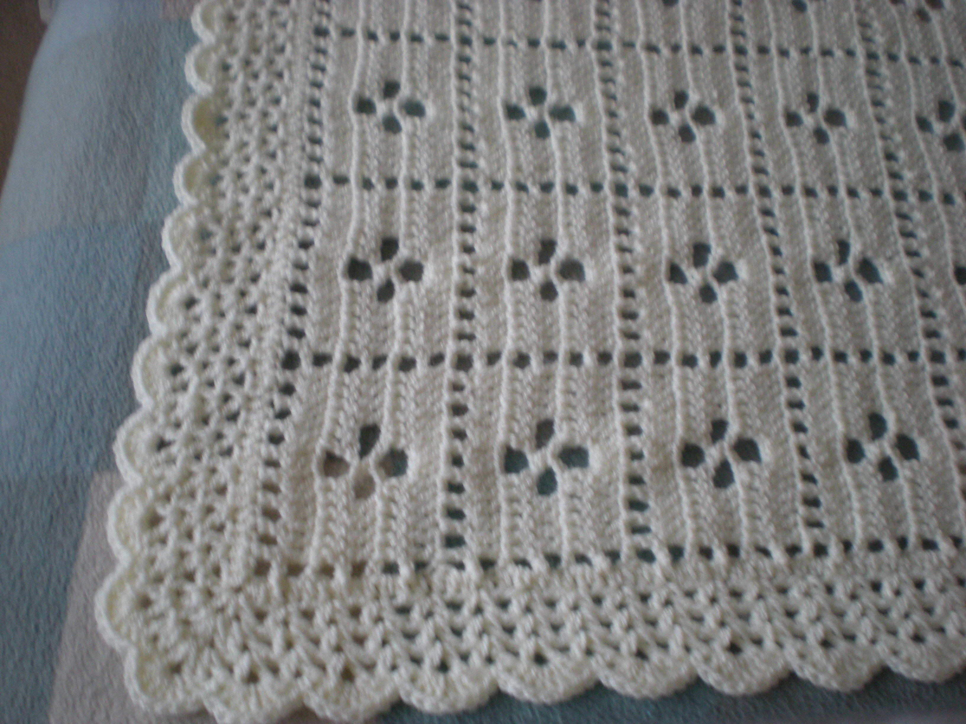 Call The Midwife Inspired Blanket crochet project by Sue LoveKnitting