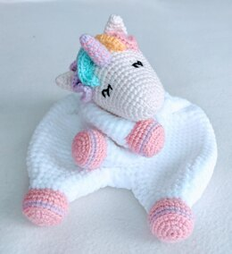 Sleepy Unicorn Comforter