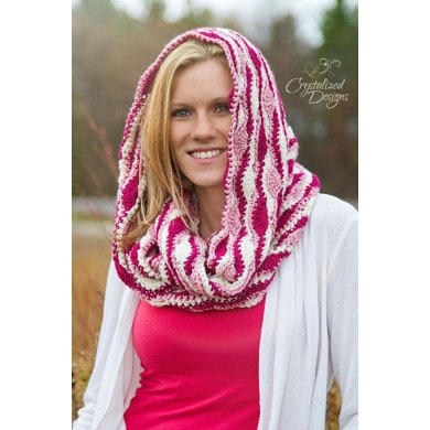 Serene Reflections Hooded Cowl