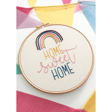 Anchor Home Sweet Home - ANC0003-41 - Downloadable PDF