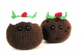 Amigurumi Christmas Puddings