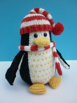 Plumley the Penguin