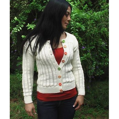 BP Classic Cream Cardigan
